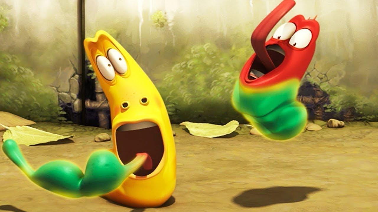 SUPER LARVA - Larva | Crazy Cartoons | WildBrain Cartoons