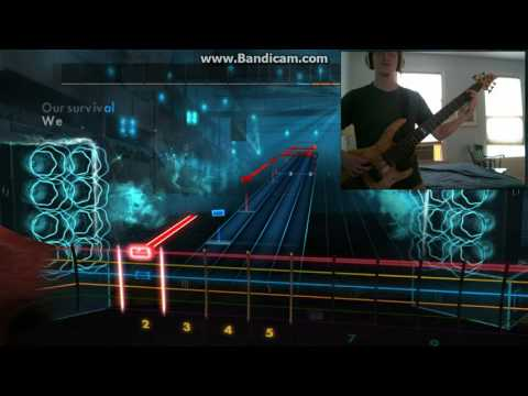 Haken - Earthrise bass playthrough (Rocksmith 2014 CDLC)