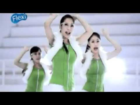 7 ICONS - Playboy [MV] TELKOM FLEXI VERSION