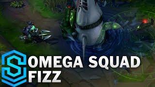 Omega Squad Fizz Skin Spotlight - League of Legends