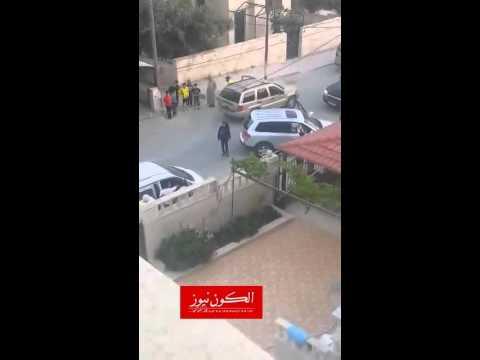 e69f4d9da صحيفة الأمم اليومية - شاهد بالفيديو .. عجوز اردنية تتعرض للشتم والبصق من  شاب في صويلح