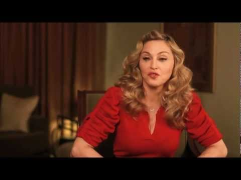 Interview with Madonna: Madonna about directing