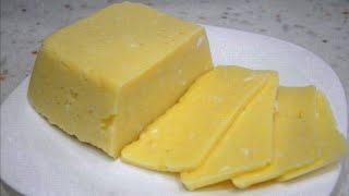 Домашний твердый сыр из творога самый простой рецепт приготовления