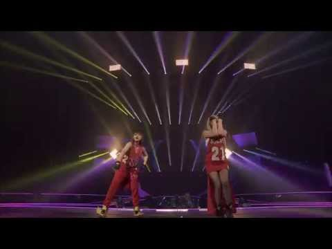 CL & MINZY - 'Please Don't Go' Live Performance [New Evolution]