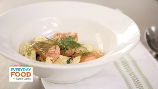 Breakfast Salmon With Scrambled Eggs - Everyday Food With Sarah Carey