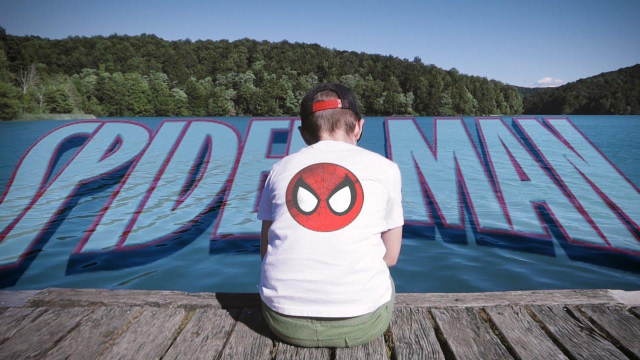 Lički Spider-Man! ... VLOG#200