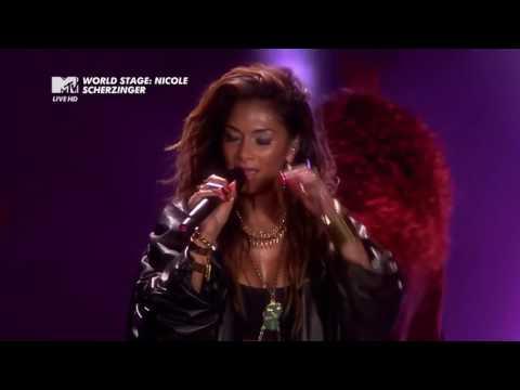 Nicole Scherzinger   Live At Isle Of MTV