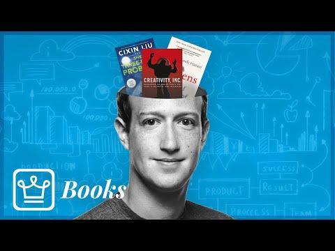 15 Books Mark Zuckerberg Thinks Everyone Should Read