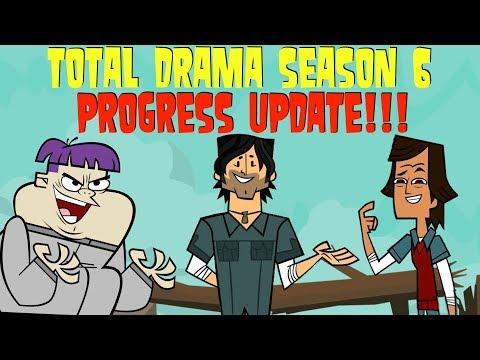 MORE TOTAL DRAMA SEASON 6 PROGRESS BEING MADE!!!