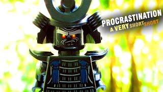 LEGO PROCRASTINATION: A Very Short Short --4K Brickworld Chicago 2019 submission animation