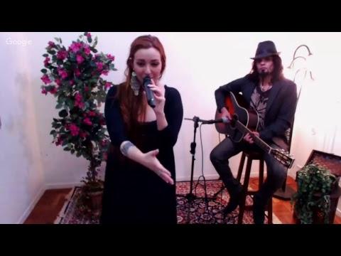 Aline Happ & Rod Wolf Online concert - Rock Hits