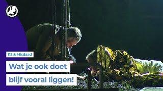 Xavier lag urenlang op granaat in Venlo