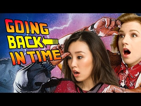 GOING BACK IN TIME?! (The Show w/ No Name)
