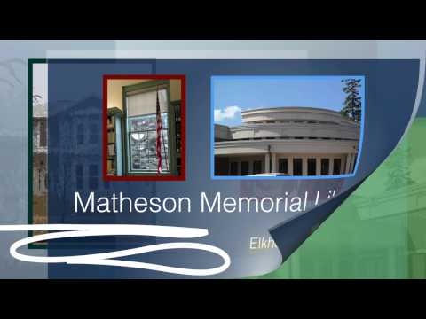 Matheson Memorial Library Elkhorn, WI