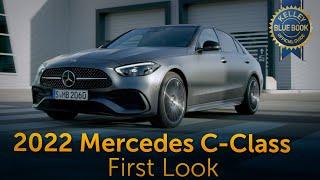 2022 Mercedes-Benz C-Class | First Look