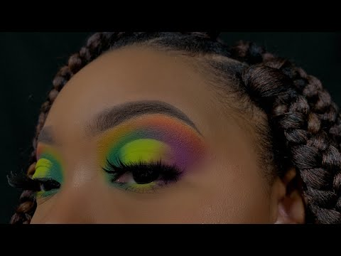 HOW TO | Blend & Get Vibrant Eyeshadow | Made Up by Kirsten