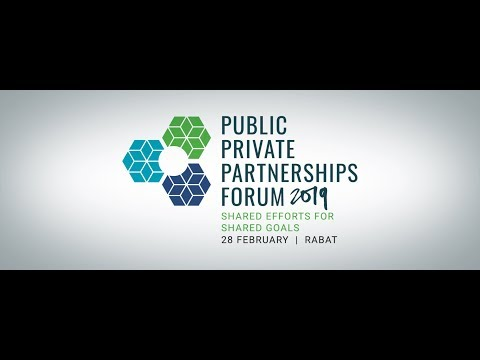 PUBLIC PRIVATE PARTNERSHIPS FORUM 2019