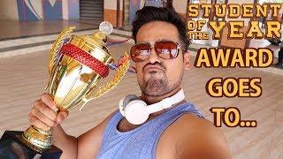 Bollywood VS Real Student Life Behind The Scenes | Jadoo Vlogs