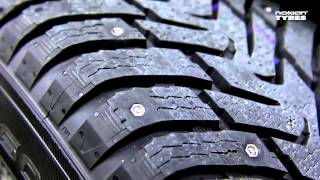 Budoucnost zimních pneumatik dle představ Nokianu - nahrotovaná pneumatika či nenahrotovaná ?