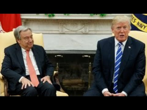 President Trump: United Nations has tremendous potential