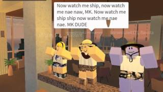 ROBLOX - Ship/Nae Nae - Parody of Watch Me by Silento [For shipIeydonuts]