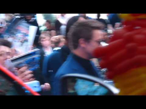 Avengers Age of Ultron European film premiere London 21 April 2015 Part 1
