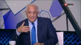 ملعب ONTime - حسن المستكاوي يتحدث عن أداء موسيماني الرائع مع النادي الأهلي خلال بطولة دوري الأبطال
