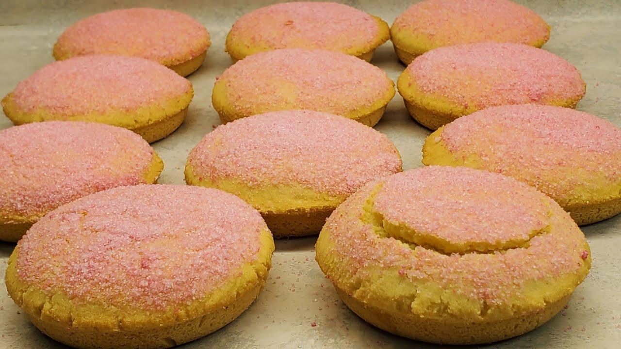 como hacer estas delisiosas galletas de harina de Arroz si gluten