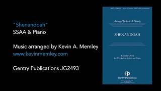 Kevin A Memley - Shenandoah SSAA