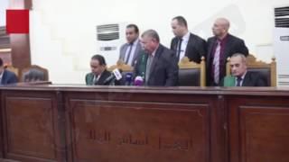 بالفيديو والصور.. تأجيل محاكمة ''العادلي'' و12 آخرين في ''الاستيلاء على أموال الداخلية'' لـ٢٢ نوفمبر