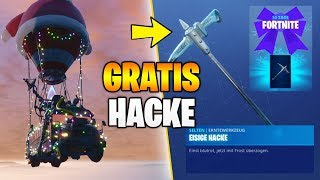 Fortnite: Thank you to the bus driver in 11 matches - FREE HACKE Day 11 | 14 Days Fortnite Event