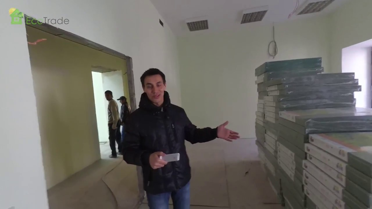 Отзыв о применении хвойной подложки под ламинат Steico (Стейко .