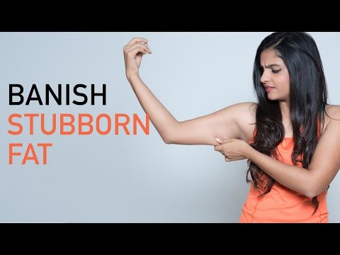 How To Lose Stubborn Belly Fat And Love Handles