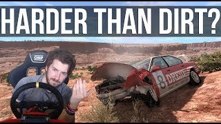 Is This Game More Unforgiving Than Dirt Rally?