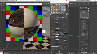 S Max Vray Realistic Marble Material
