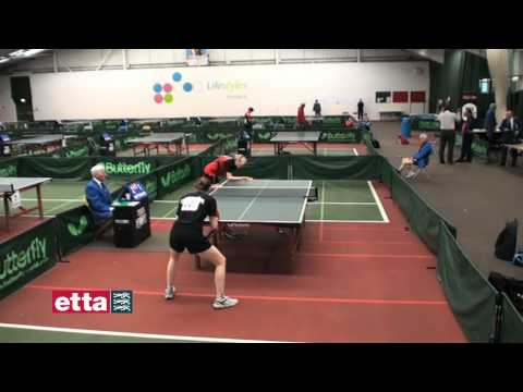 Tees Sport City of Liverpool Open Grand Prix Women's Band 1 Final