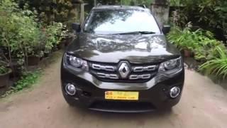 Renault Kwid 2015 india test drive