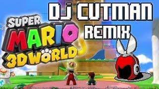 Dj CUTMAN - Super Mario 3D World Hiphop Remix - GameChops