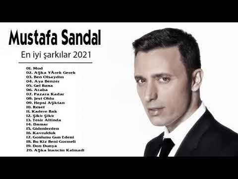 Mustafa Sandal En iyi şarkılar MIX 2021 || Mustafa Sandal  Tüm albüm 2021 Full HD