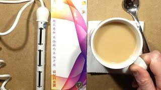 Dangerous 240V Coffee-Cutor (coffee cup electrode boiler.)