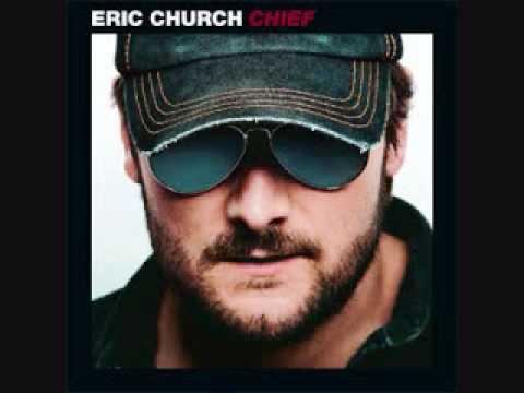 Eric Church Creepin