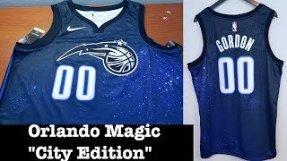"""City Edition"" Nike NBA Orlando Magic Swingman Jersey Aaron Gordon Review"