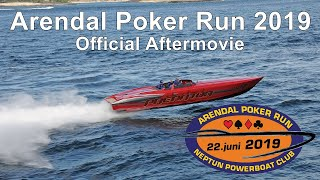 Arendal Poker Run 2019 Official Aftermovie