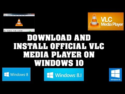 Download And Install Official VLC Media Player On Windows 10
