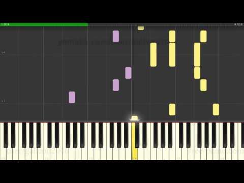 아이유 IU   밤편지 Through The Night - Piano Tutorial