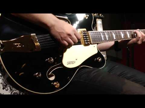 G5422G-12 Electromatic Hollow Body Double-Cut 12-String with Gold Hardware Demo