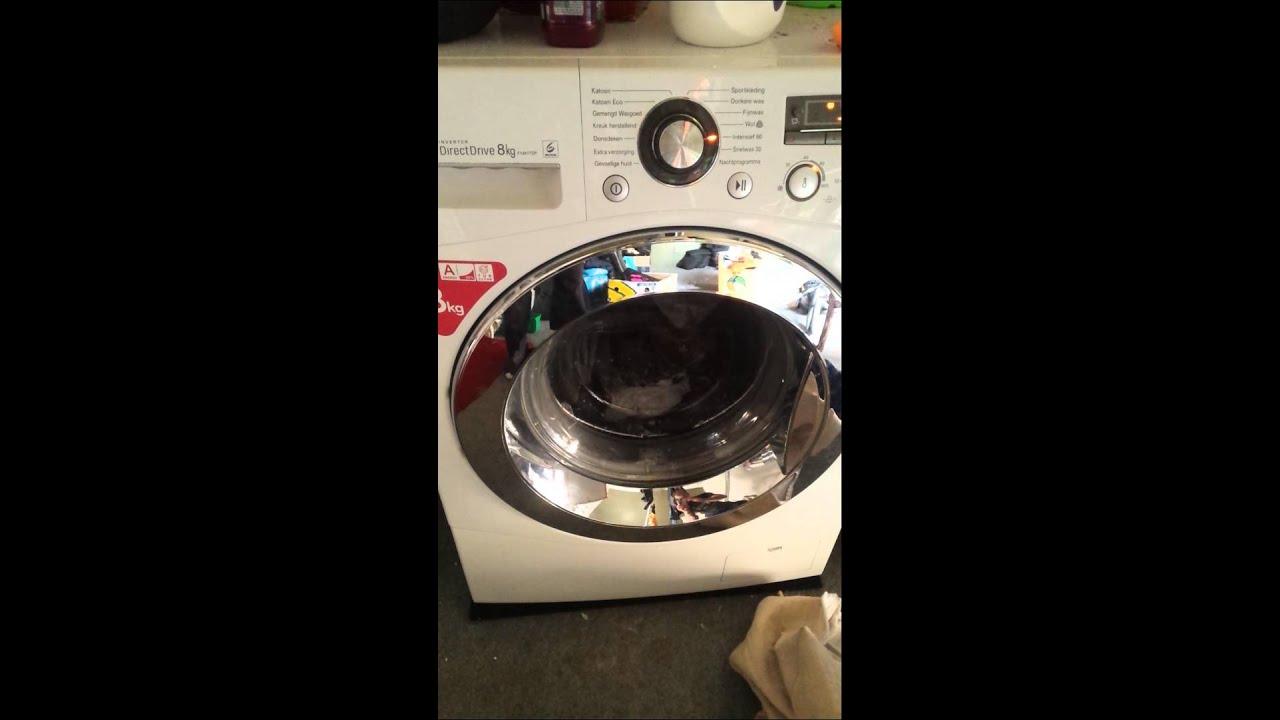 Bekend wasmachine vreemd geluid - YouTube LU44