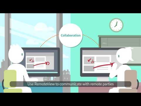Remote Access and Control PCs with RemoteView - YouTube
