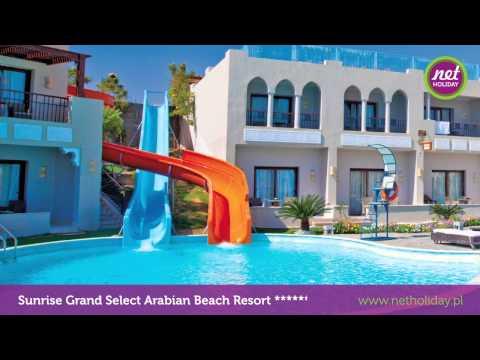hotel Sunrise Grand Select Arabian Beach 5,5* - EGIPT Sharm el Sheikh - netholiday.pl