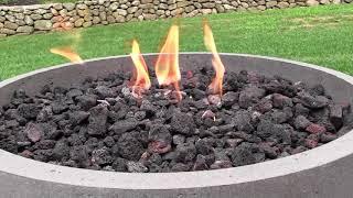 Choosing A Firebowl:  Eldorado Stone Gas-Fed Fire Bowl Mp3
